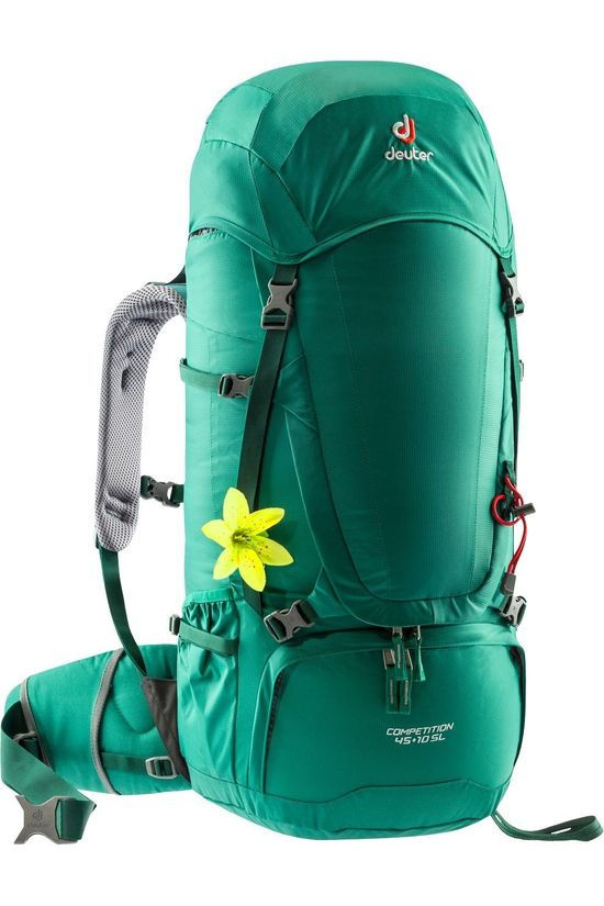 Deuter Tourpack Competition 45+10 SL Petrol