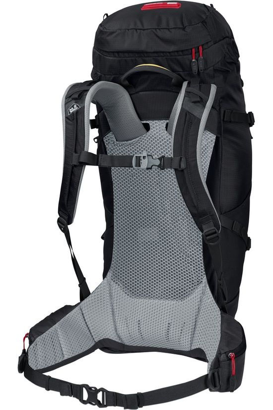 Jack Wolfskin Tourpack Orbit 34 Recco black