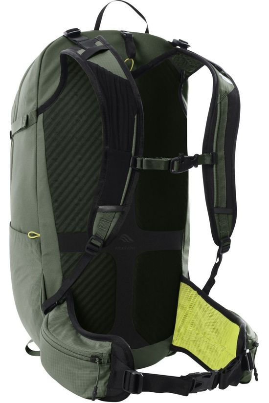 The North Face Tourpack Basin 36 Vert Moyen/Vert Foncé