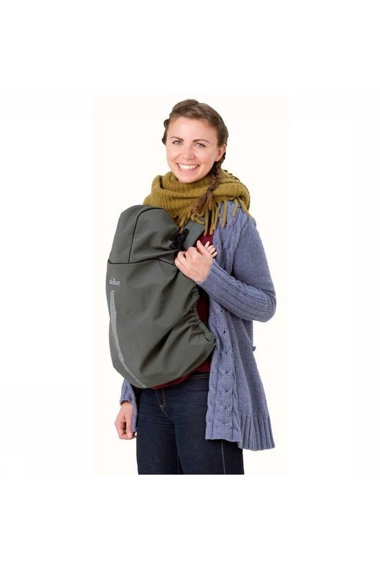 Amazonas Accessoire Softshell Cover Gris Moyen