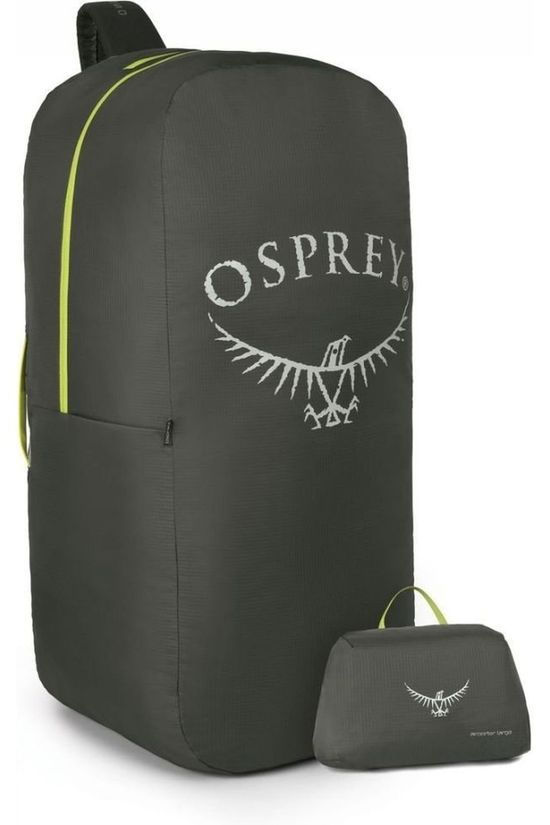 Osprey Rucksack Accessory Airporter L mid grey