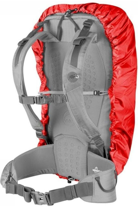 Mammut Rain Cover 2810-00033 red