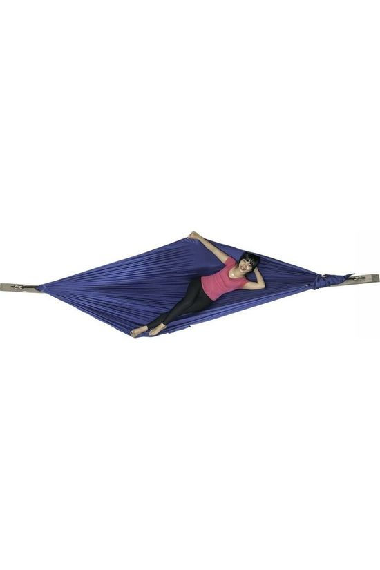 Ticket To The Moon Hamac Compact Hammock Bleu Foncé