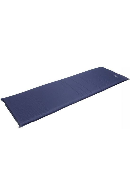 Camp Gear Sleeping Mat Si Matras Basic 5.0 Zelfvullend mid blue