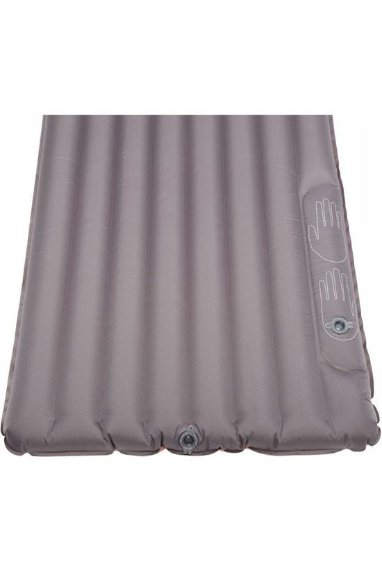 Exped Sleeping Mat Synmat 7 Mw rust/mid grey