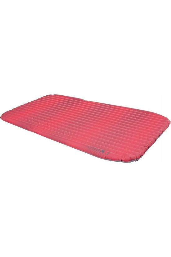 Exped Sleeping Mat Synmat Hl Duo Winter Lw dark red/mid grey
