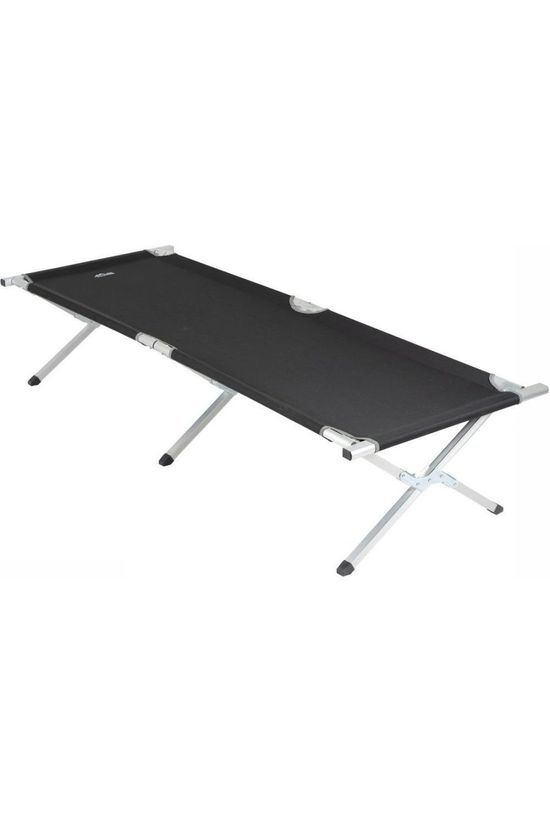 Red Mountain Sleeping Mat Kruispootbed Aluminium black