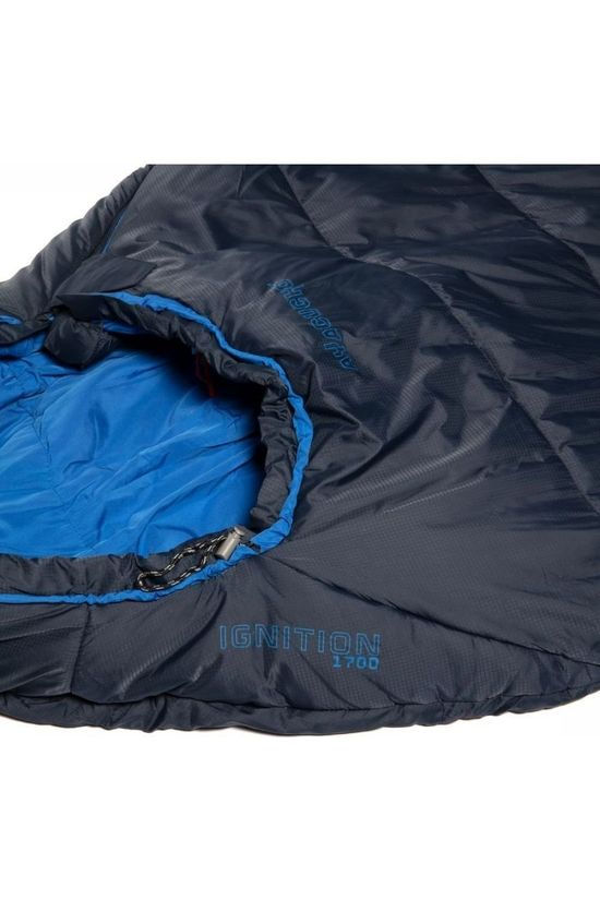 Ayacucho Sac De Couchage Ignition 1700 II Bleu Marin