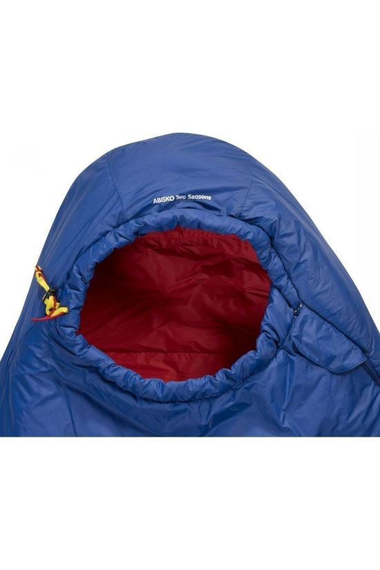 Fjällräven Slaapzak Abisko Two Seasons Long Donkerblauw