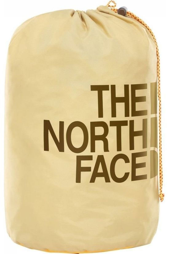 The North Face Sac De Couchage Aleutian Eco 35 Reg Jaune Foncé