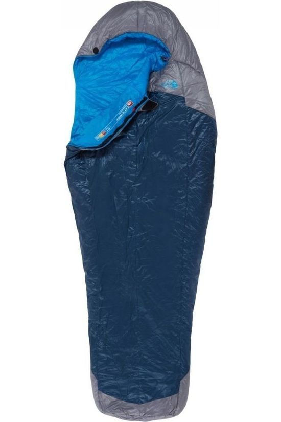 The North Face Sleeping Bag Cat's Meow Long mid blue/mid grey