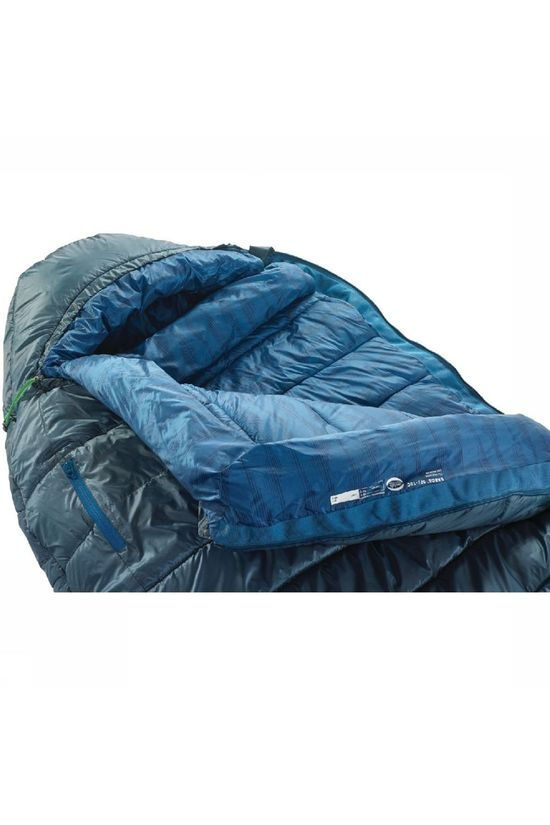 Therm-a-Rest Sleeping Bag  Saros 0F/-18C Sml Petrol