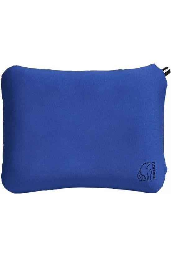 Nordisk Pillow Nat mid blue