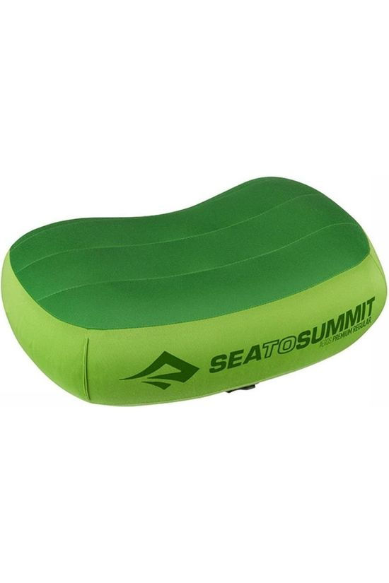 Sea To Summit Pillow Aeros Premium Pillow Regular Lime Green