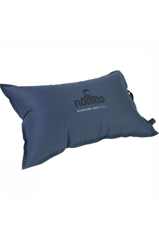 Nomad Pillow Allround-Rest 12.0 dark blue