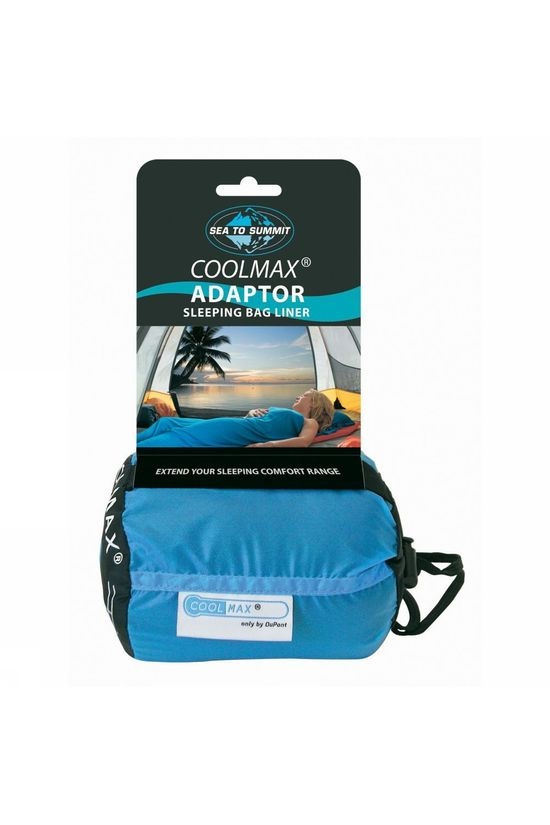 Sea To Summit Drap Pour Sac Coolmax Adaptor Assorti / Mixte