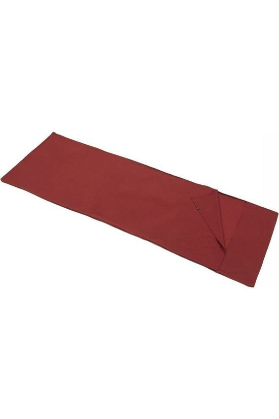 Trekmates Liner Cotton Hotelier red