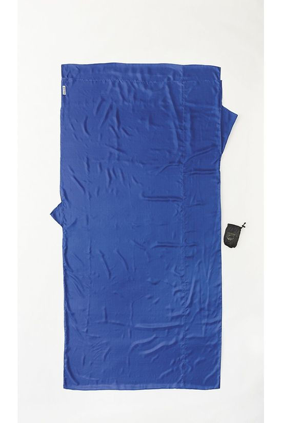 Cocoon Liner Travelsheet Xl Silk blue