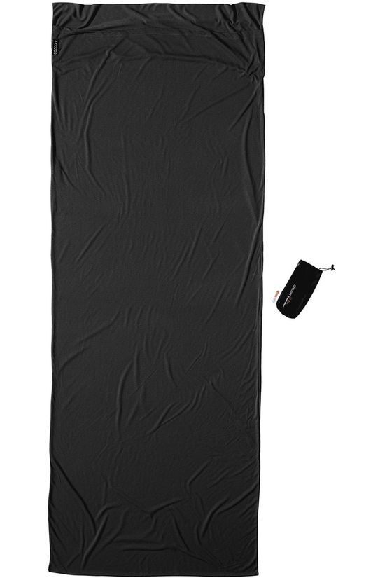 Cocoon Liner Travelsheet Thermolite Performer black