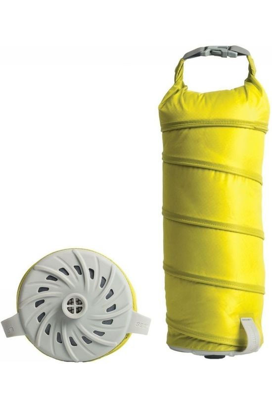 Sea To Summit Pomp Jetstream Pump Sack Groen