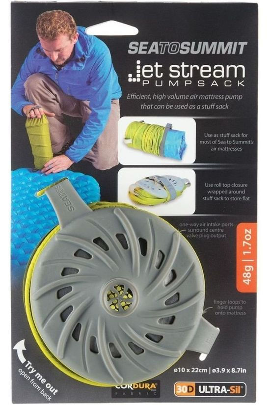 Sea To Summit Pompe Jetstream Pump Sack Vert