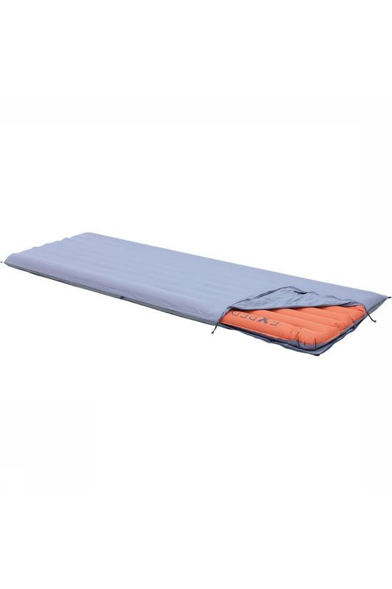 Exped Mat Cover Mw Pas de couleur / Transparent