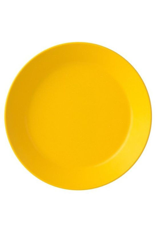 Mepal Plate Bloom Diep dark yellow