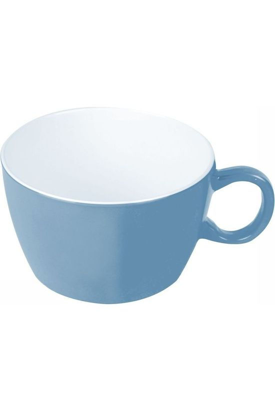 Bo-Camp Bowl Soepkom 100% Melamine 10,5Cm light blue