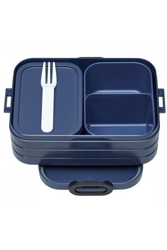 Mepal Voorraadpot Lunchbox Take A Break Bento Midi Marineblauw