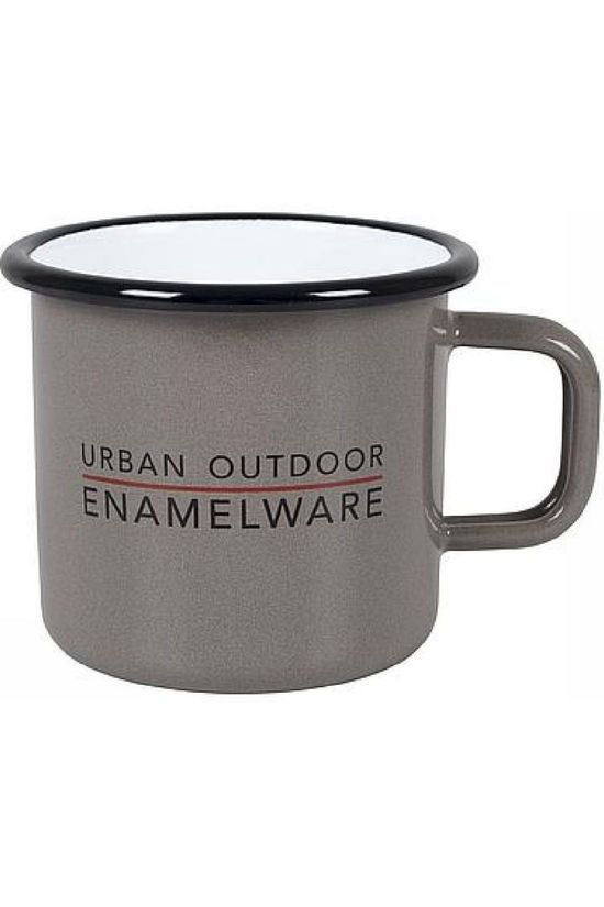 Bo-Camp Gobelet Urban Outdoor Mok Emaille Brun Foncé