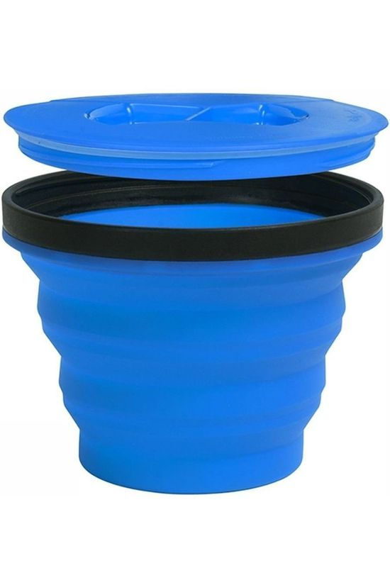 Sea To Summit Cup X-Seal & Go Medium blue