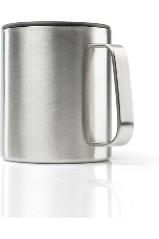 GSI Outdoors Beker Glacier Stainless 300Ml Camp Cup Zilver