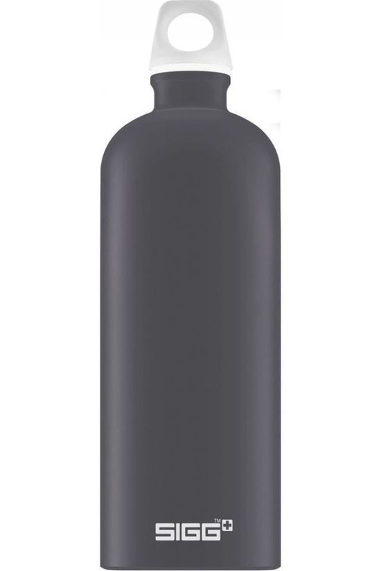 Sigg Drinkfles Traveller Lucid Touch 1L Zwart/Wit