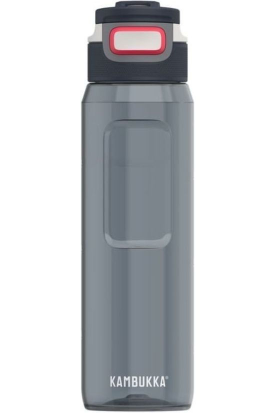 Kambukka Drink Bottle Elton 1L dark grey