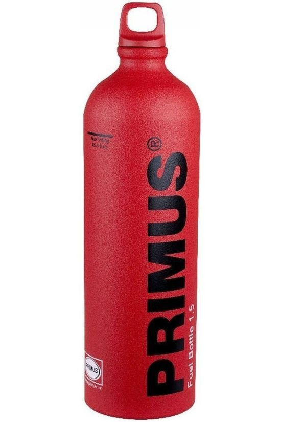 Primus Fuel Bottle 1.5L red