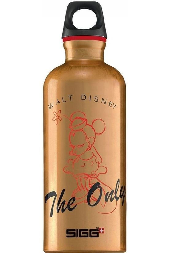 Sigg Drinkfles Minnie Celebrity 0.6L Brons