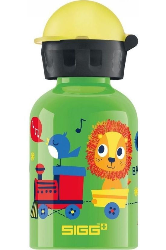 Sigg Gourde Jungle Train 0,3L Vert/Assorti / Mixte