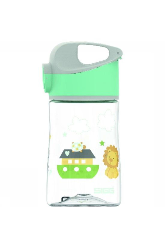 Sigg Drink Bottle Mk Jungle Friend 0,35L Light Green/Assorted / Mixed