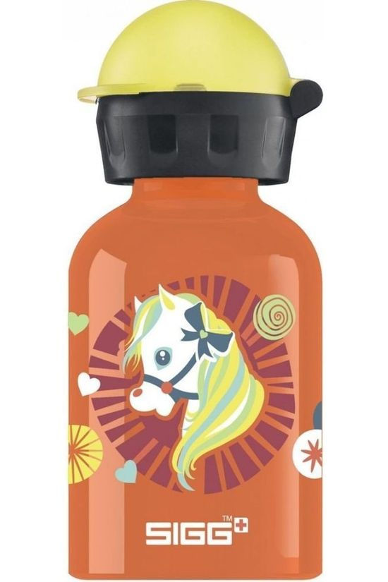 Sigg Gourde Shetty 0,3L Orange/Assorti / Mixte