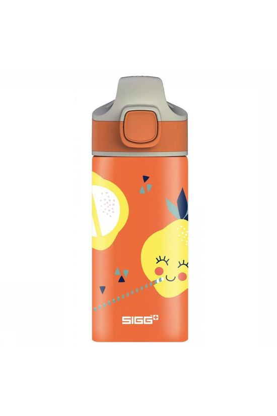 Sigg Gourde Wmb Lemon 0,4L Orange/Assorti / Mixte