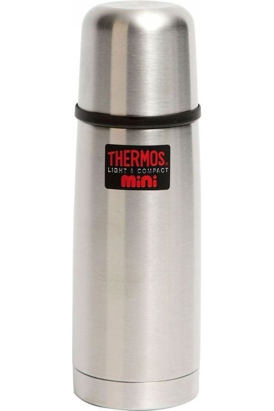 Thermos Isolatiefles Thermax 350 Ml Zilver Zilver