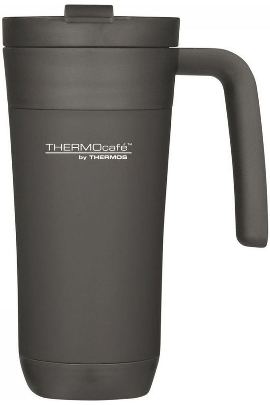Thermos Isolation Bottle Travel Mug 425 Ml Zwart black