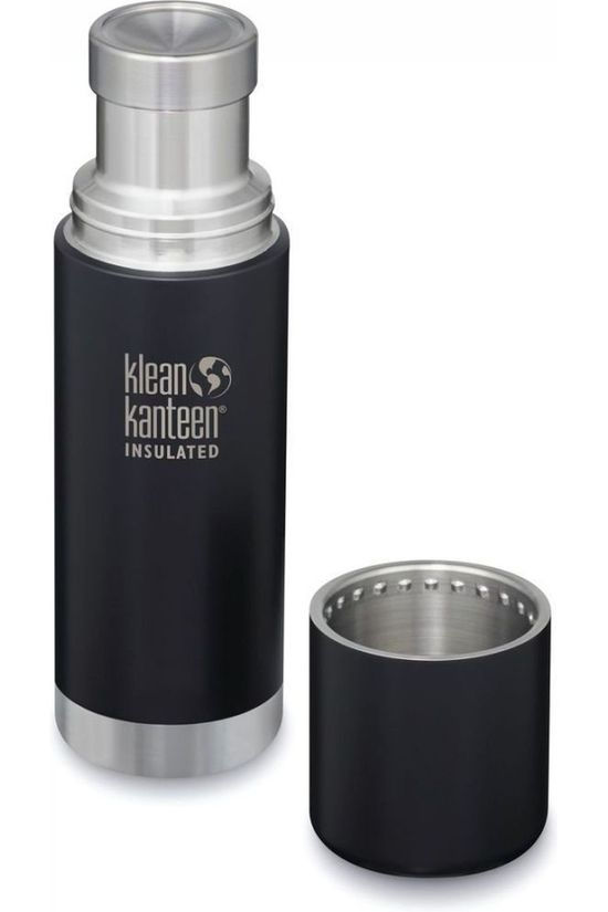Klean Kanteen Isolation Bottle TK Pro 0,5 L black