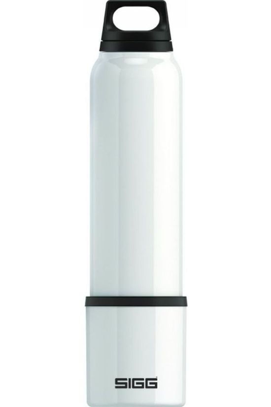 Sigg Bouteille Isolante Hot/Cold 1.0L Blanc