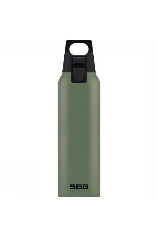 Sigg Bouteille Isolante Hot/Cold One Leaf 0,5L Vert Moyen