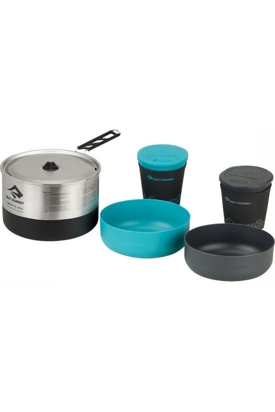 Sea To Summit Pot Sigma Cookset 2.1 Assorted / Mixed