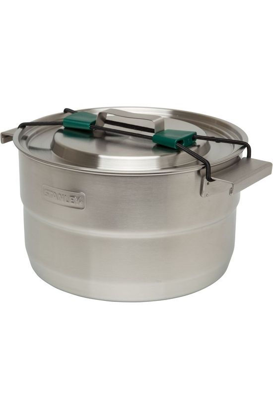 Stanley Pot The Full Kitchen Base Camp Cook Set 3,5L mid grey