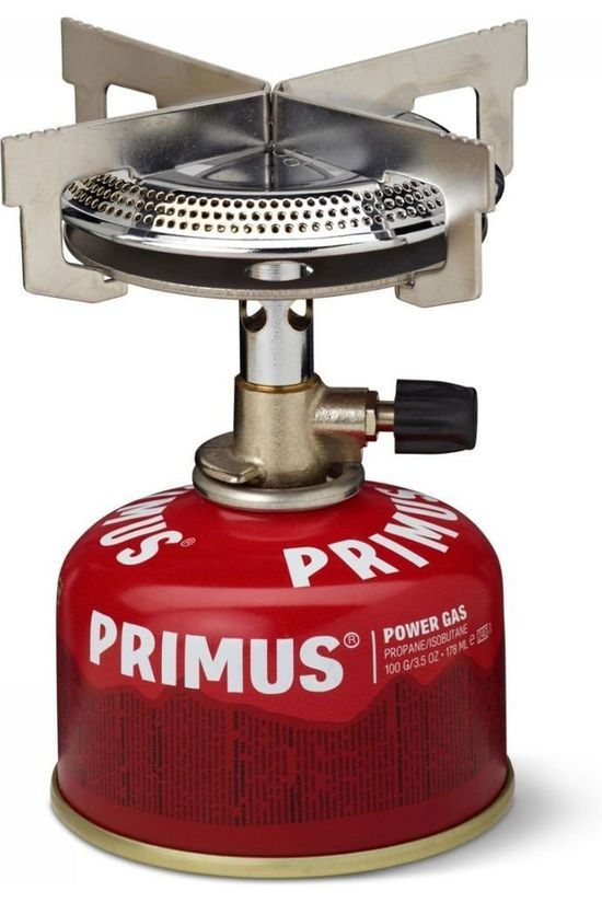 Primus Réchaud Mimer Stove -Without Met Piezo-ontsteking Pas de couleur / Transparent