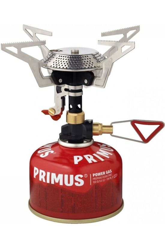 Primus Réchaud Powertrail Stove Piezo Pas de couleur / Transparent