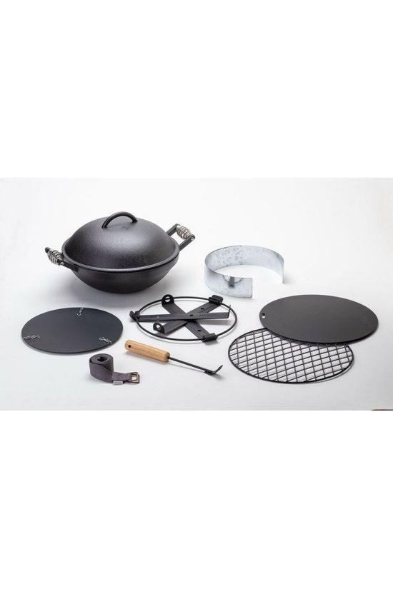 Barebones Living Stove Iron Oven - 8 Delig No colour / Transparent